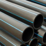 Plumbing Pipes – Polyethylene Pipe – Blue line