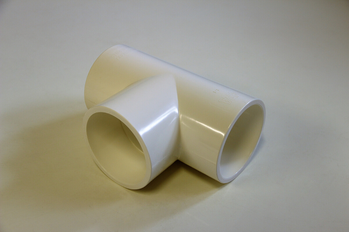 PVC Fittings - Cat 19 Tee