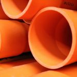 Irrigation Supplies Melbourne – Orange HD Conduit